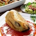 Chorizo Chile Rellenos low carb, gluten-free, grain-free & Paleo | momcanihavethat.con