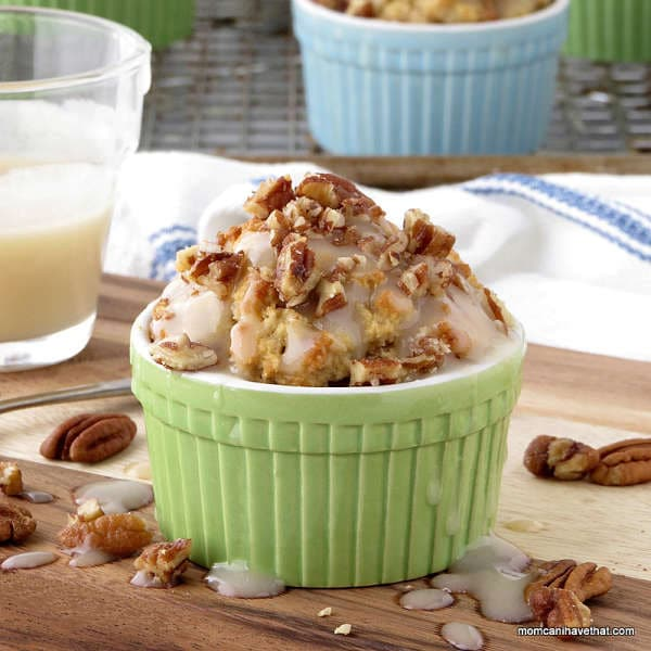 Low Carb, Maple Bacon Pecan Muffins taste like your favorite pancake house!  low carb, gluten-free, dairy-free, Paleo, Keto   lowcarbmaven.com
