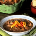 Pork Carne Guisada is a great low carb Mexican stew | low carb, gluten-free, dairy-free, paleo | https://lowcarbmaven.com