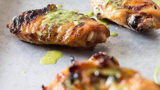 Homemade Indian Tikka Chicken Wings Recipe