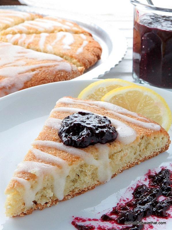 Lemon-Ginger Scones   Low carb, Gluten-free, Dairy-free & Paleo   lowcarbmaven.com