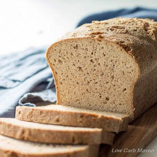 The Best Low Carb Keto Psyllium Bread
