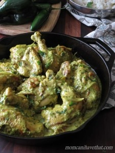 Bangalore Chicken Curry | paleo, low carb