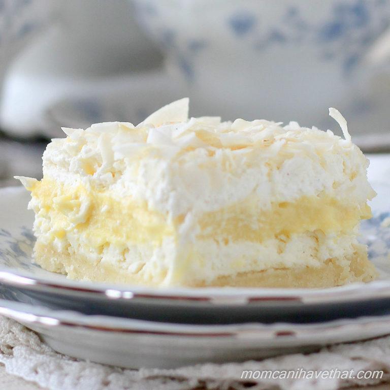 Easy Recipe For Coconut Cream Cake
