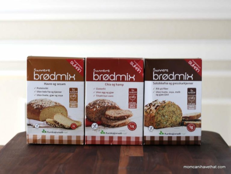 Sukrin very low carb gluten-free bread mixes - Meet the Sukrin Sugar-Free and Low Carb Products Family | lowcarbmaven.com