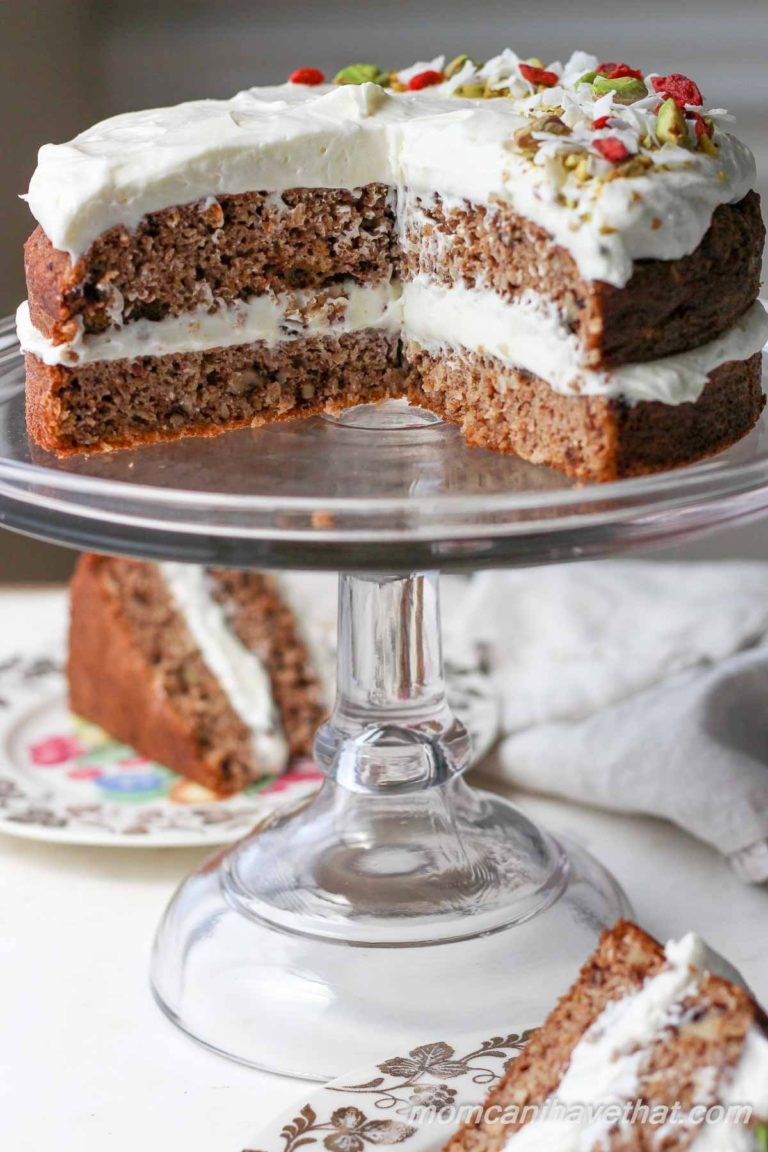 Low Carb Cream Cheese Frosting For Carrot Cake