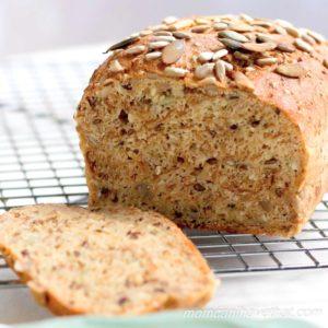 Sukrin Sunflower Pumpkin Seed Bread   review
