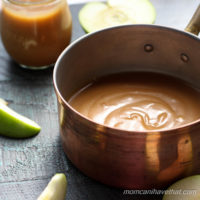 Sugar-free Low Carb Caramel Sauce