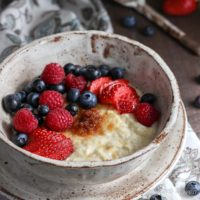 Almond Flour Porridge (keto, paleo)
