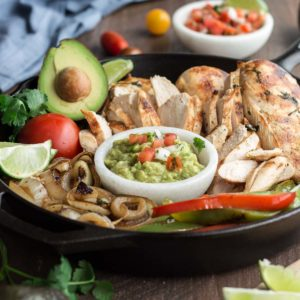 Authentic Chicken Fajita Marinade