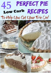 45 Perfect Low Carb Pies