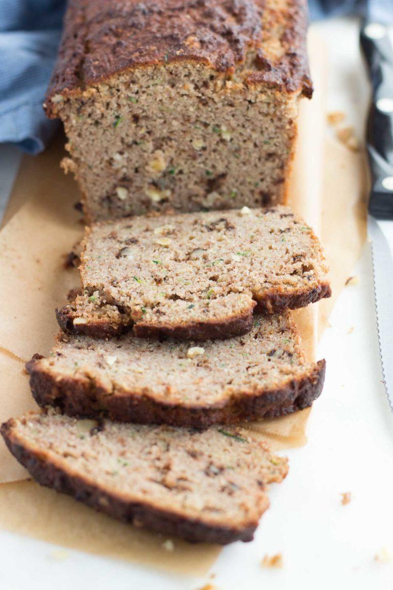 Low Fat Zuchini Bread