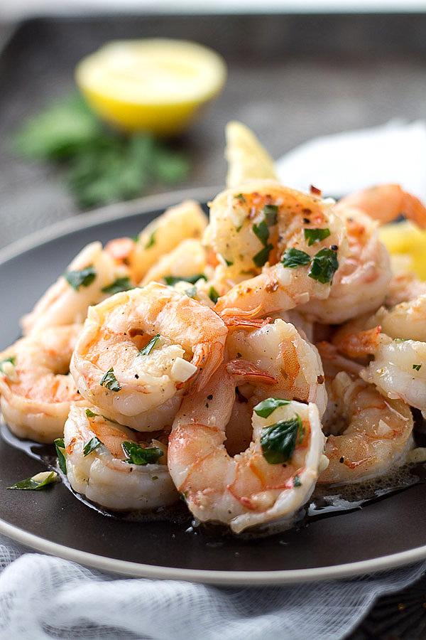 Low Carb Shrimp Scampi Keto Low Carb Maven