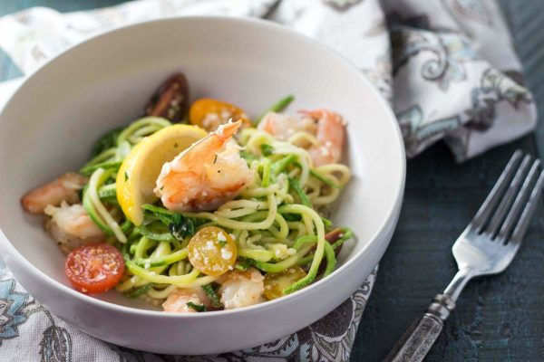 Interesting Nutrition Facts About Fish and Some Recipe Ideas ! - Page 2 Shrimp-scampi-zucchini-noodles-009-600x400