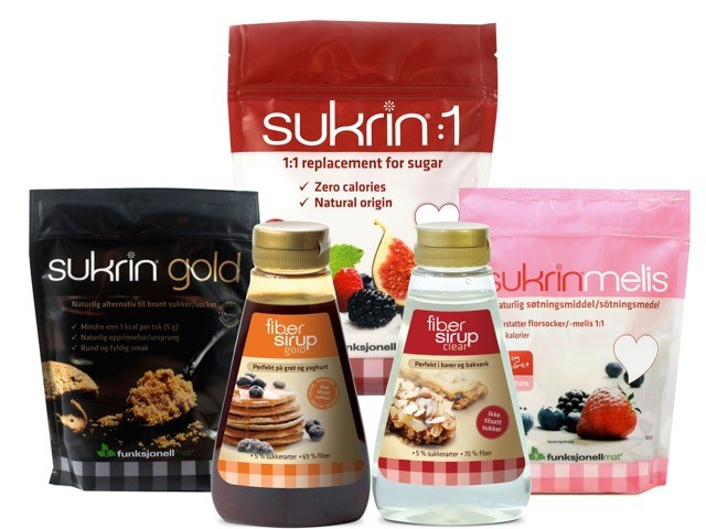 Sukrin Low Carb Sweeteners - Sukrin Recipe Round up