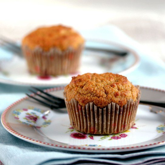 Pumpkin Spice Muffins - Low Carb So Simple
