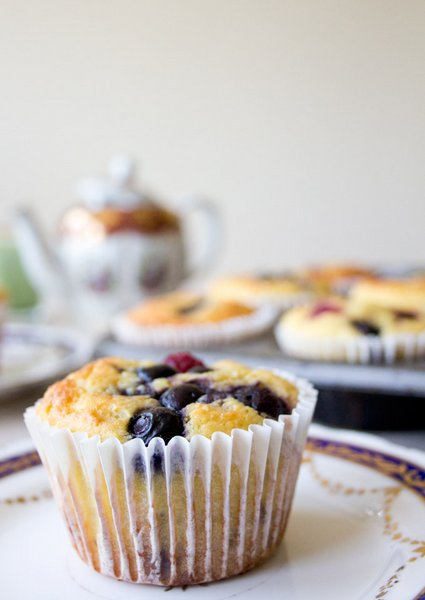 Grab and Go Muffins - Sugar Free Londoner