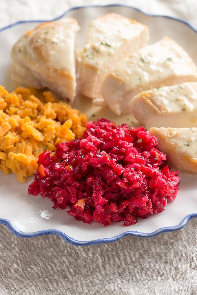 low carb cranberry relish keto low carb maven