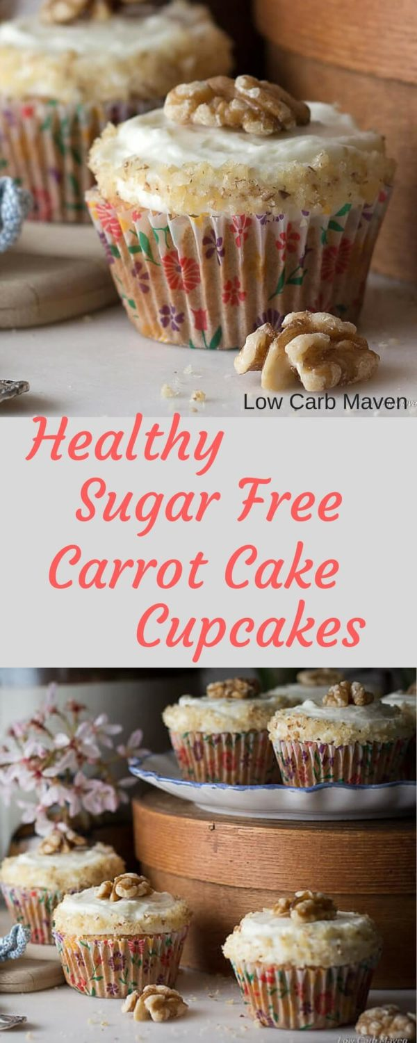 Healthy No Sugar Carrot Cake Recipes Yummly