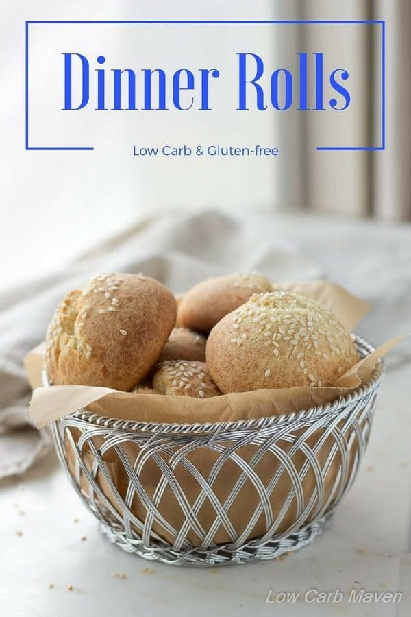 Easy Low Carb Roll Recipe with Fathead Dough