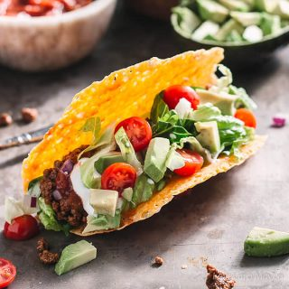 Best Ground Beef Taco Recipe (Low Carb, Keto)