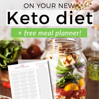Achieve Keto diet success by employing these great tips! #lowcarb #keto #ketodiet #diet #success