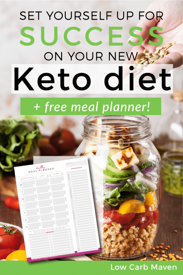 How To Set Yourself Up For Success On Your New Keto Diet Free