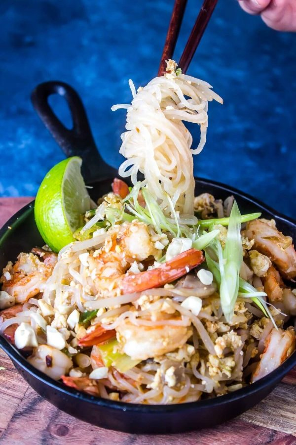 Keto Pad Thai | Low Carb Take Out Fake Outs