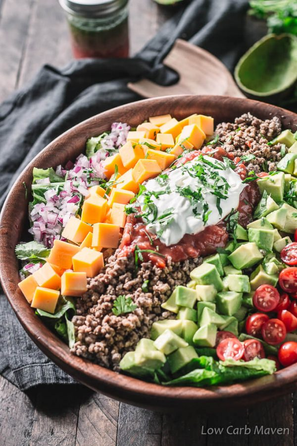 Ground Turkey Mexican Bowl