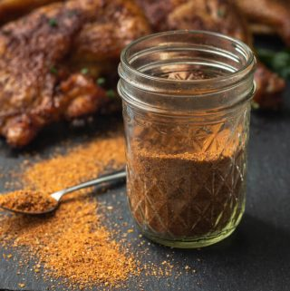 BBQ Dry Rub For Chicken and Pork