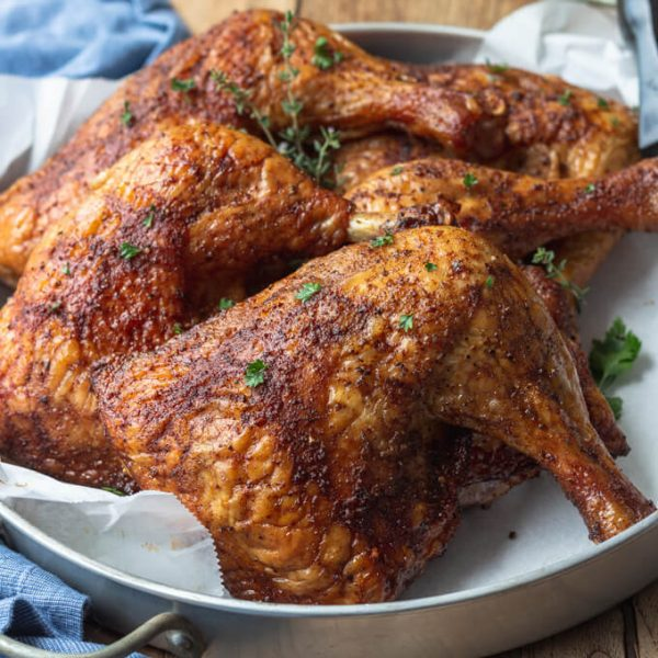 Perfect BBQ Dry Rub For Chicken or Pork | Low Carb Maven