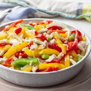 Sweet Bell Pepper Salad