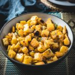 Rosemary Roasted Rutabaga