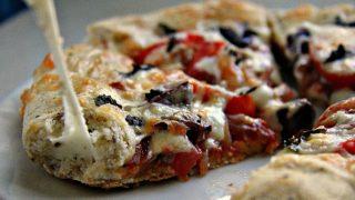 Stuffed Crust Pizza