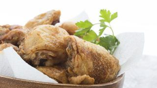 Naked Fried Chicken - Keto Recipe