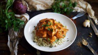 Chicken Tikka Masala Low-Carb Recipe