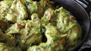 Easy Paleo Chicken Curry Recipe