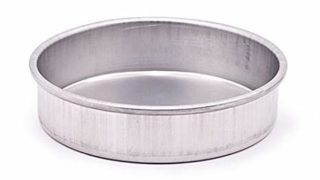 Parrish's Magic Line Round Cake Pan, 8 inch by 2 inch deep