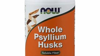 NOW Supplements, Whole Psyllium Husks