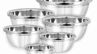 Mixing Bowls Stainless Steel Nesting