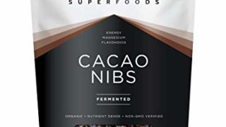 Terrasoul Superfoods Raw Organic Criollo Cacao Nibs