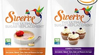 Swerve Sweetener, Bakers Bundle, Granular and Confectioners