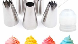 Extra Large Piping Icing Tips