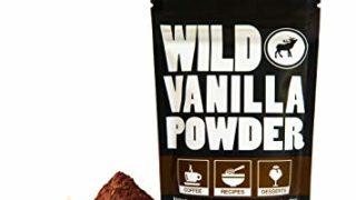 Vanilla Bean Powder, Raw Ground Vanilla Beans From Madagascar, Unsweet