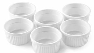 Porcelain Ramekins,4 oz.,Set of 6