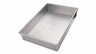 Bare Aluminum Rectangular Cake Pan
