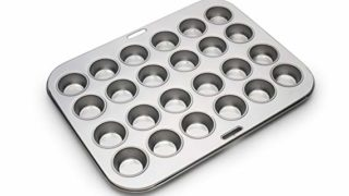 Mini Muffin Pan, Stainless Steel