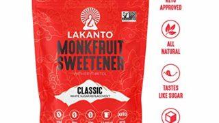 Lakanto Monkfruit 1: 1 White Sugar Substitute