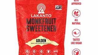 Lakanto Monkfruit Sweetener, 1:1 Golden Sugar Substitute
