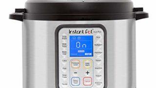 Instant Pot 6 Quart 9-in-1 Multi- Use Programmable Pressure Cooker